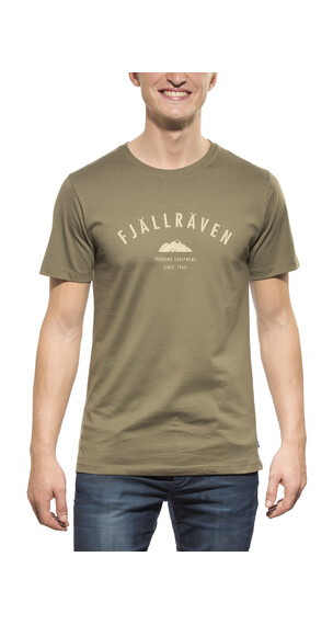 Fjällräven Trekking Equipment T-Shirt Men Tarmac